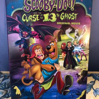 Scooby-Doo! and the Curse of the 13thGhost is Available Now on DVD and Digital 1