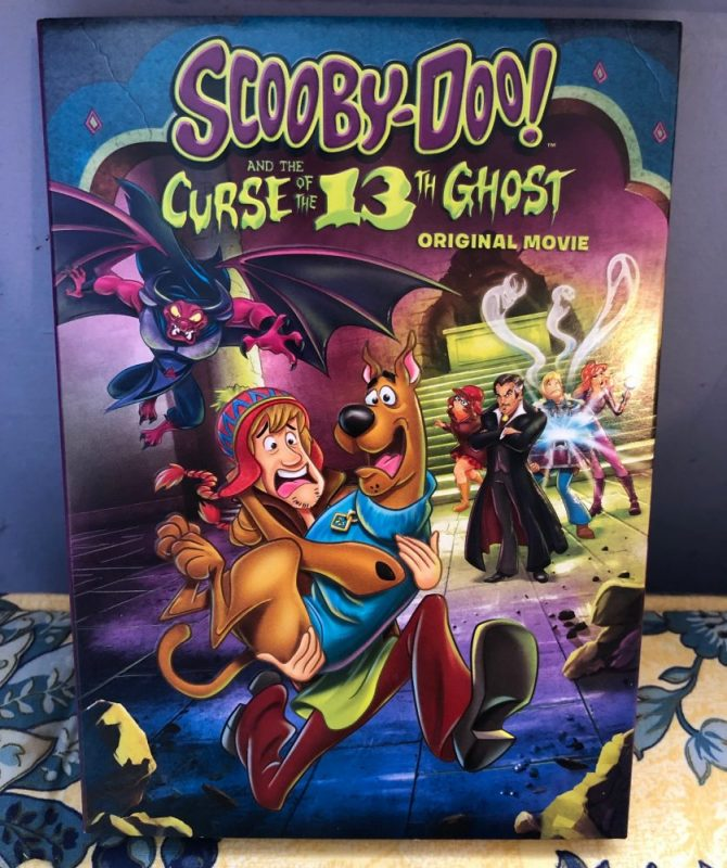Scooby-Doo! and the Curse of the 13th Ghost is Available Now on DVD and Digital 1