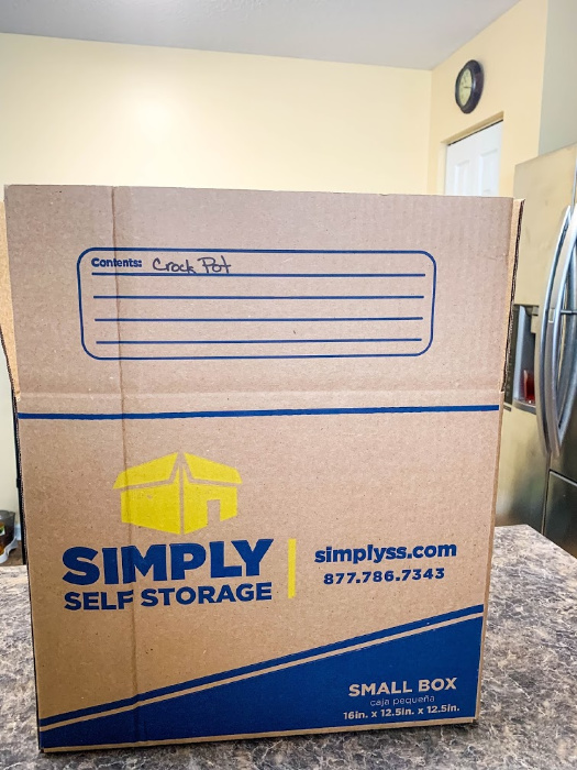 Tips for Decluttering Using Self-Storage