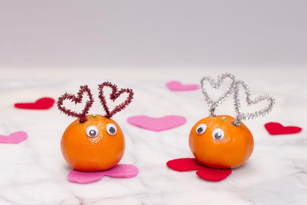 DIY CRAFT: Valentine's Day Love Monsters