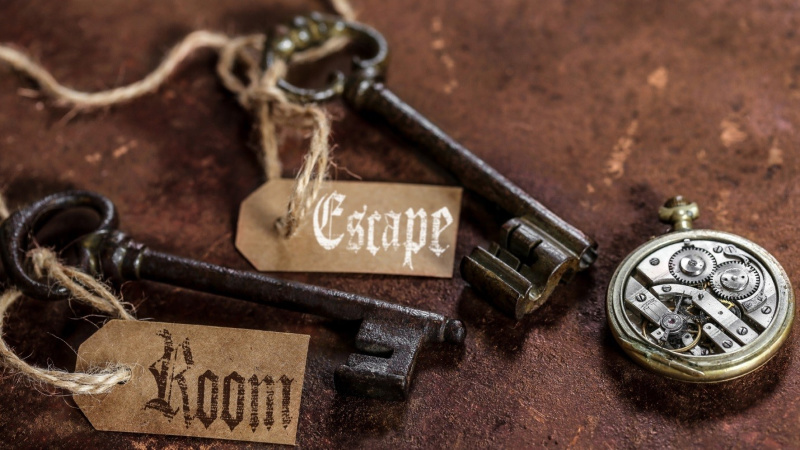 Escaping School, Learning on the Go: What Kids Can Learn from Escape Room Games