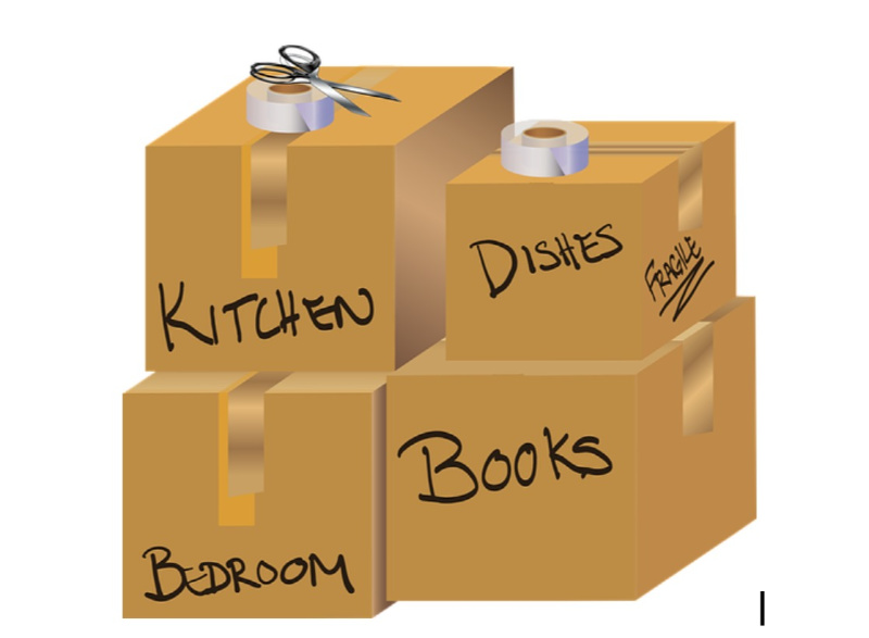 Moving Out: Ways To Organize Your Personal Stuff