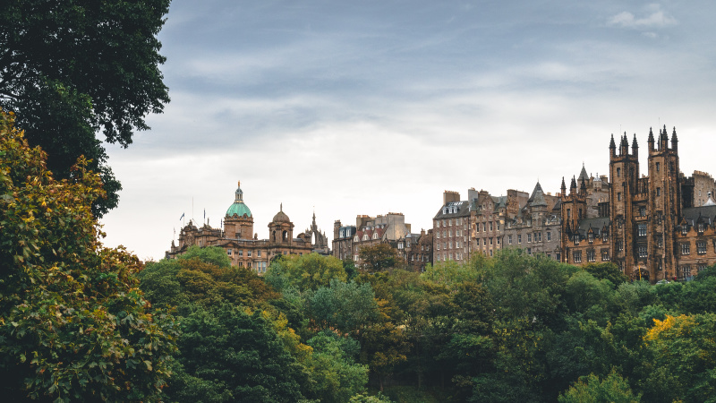 Best Hotels to Stay In When Traveling To Edinburgh