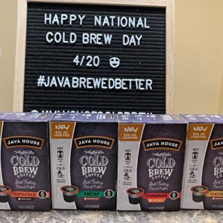 Celebrate National Cold Brew Day With Java House