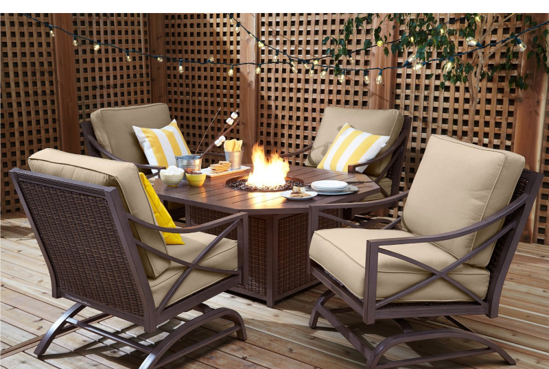Refresh Your Outdoor Scene Just In Time For Spring & Summer