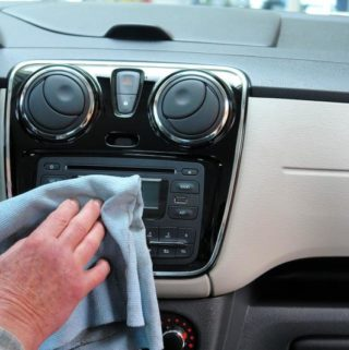 There's Always Cleaning Hacks To Use For Your Car