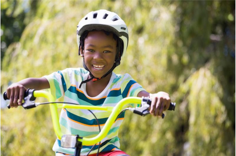 Training Wheel Tricks - Teaching Your Child to Ride a Bike