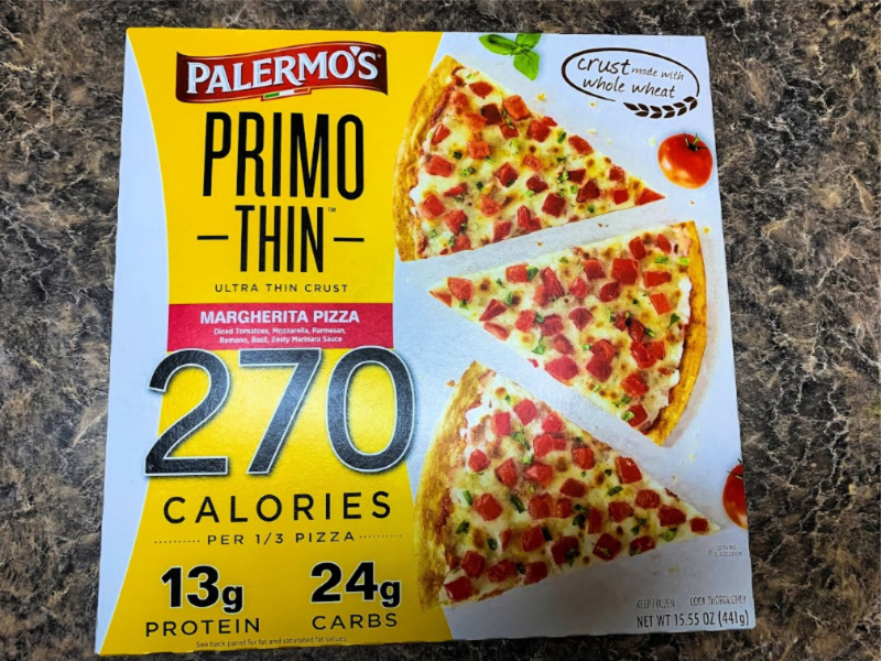 Palermo's Primo Thin: A Great Option For Watching Carbs And Calories