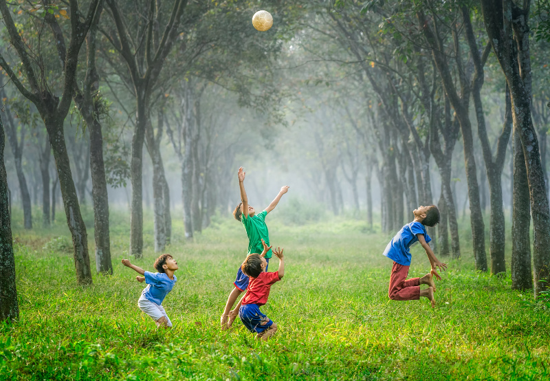 Why Your Kids Need to Play Outside on a Regular Basis