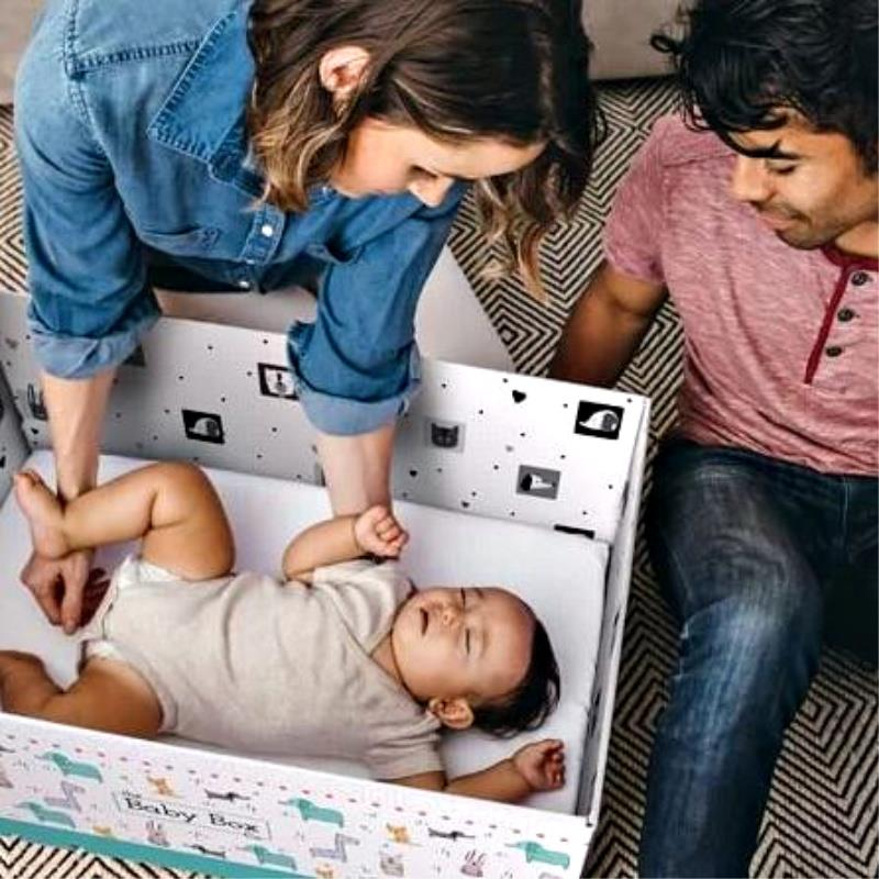 Baby Box Is The Perfect Means Of Parent Support