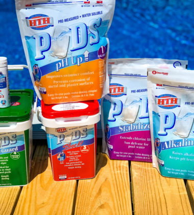 Get Summer Ready with Pool Supplies