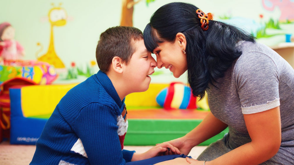 Helping a Mother with Autistic Child