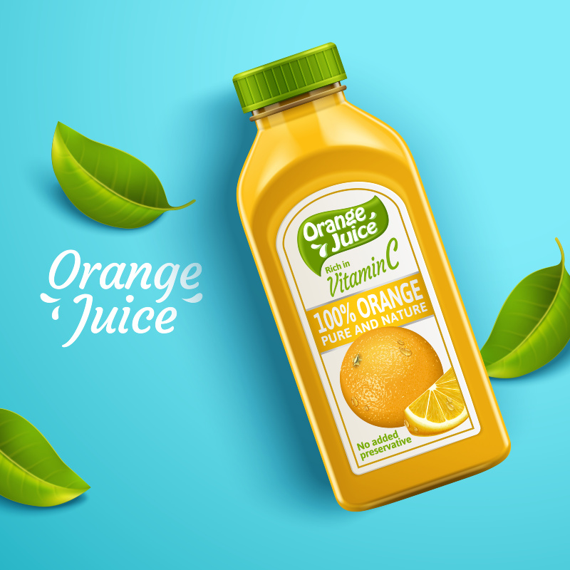 Commercial Juice