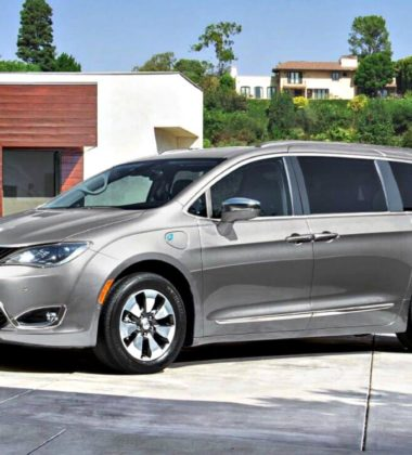 Key Reasons Why You Should Buy A 2018 Chrysler Pacifica