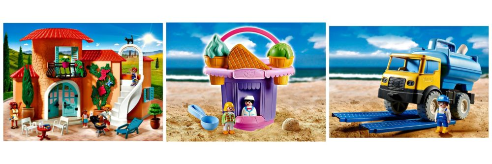Prepare For The Summer With PLAYMOBIL Toys