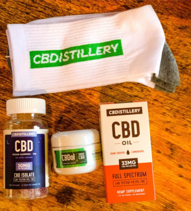 The Top 3 Benefits of CBD