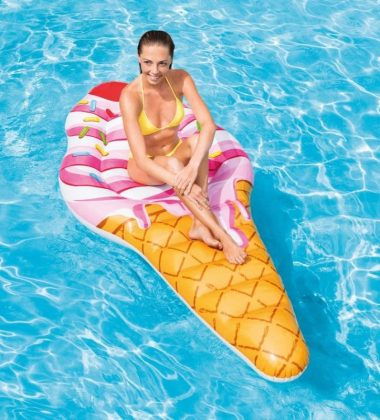 Grab Some Pool Floats With A Delicious Twist