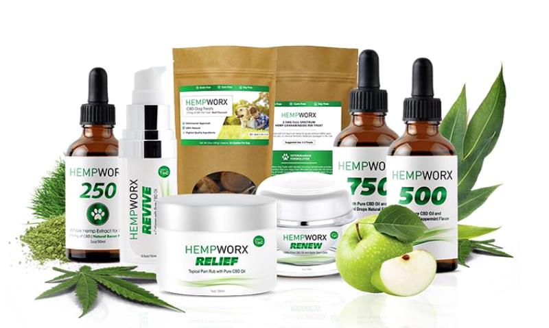 Hemp-Based Products With Benefits Behind Them