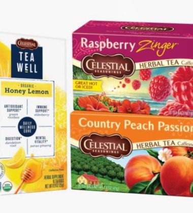 Save On Wellness Tea That's Perfect For Any Occasion #TeaWell #LiveFlavorfully
