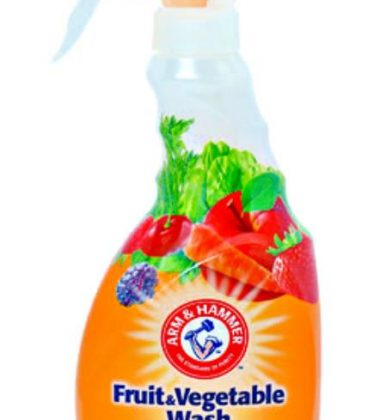 A Better Way To Clean Your Produce Before Enjoying It