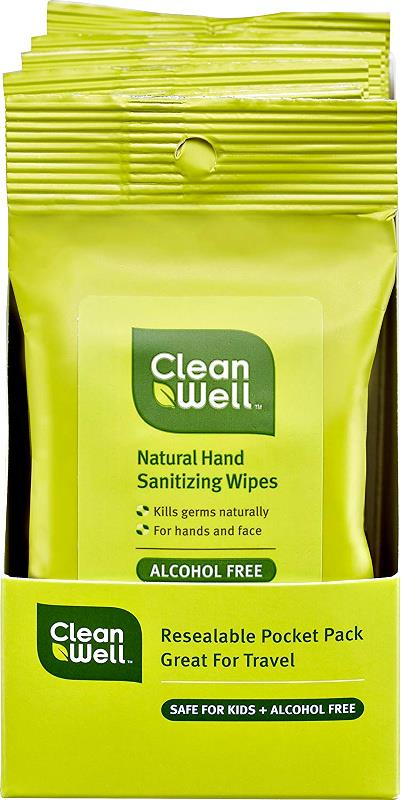 Back to School Alcohol-Free Hand Sanitizers
