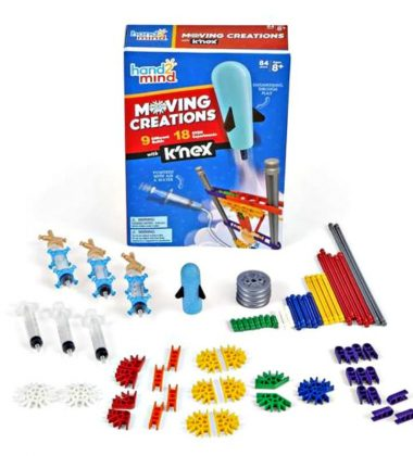 Bring Out Your Inner Engineer With Moving Creations
