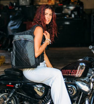 Perfect Backpack For Stylish Women On The Move
