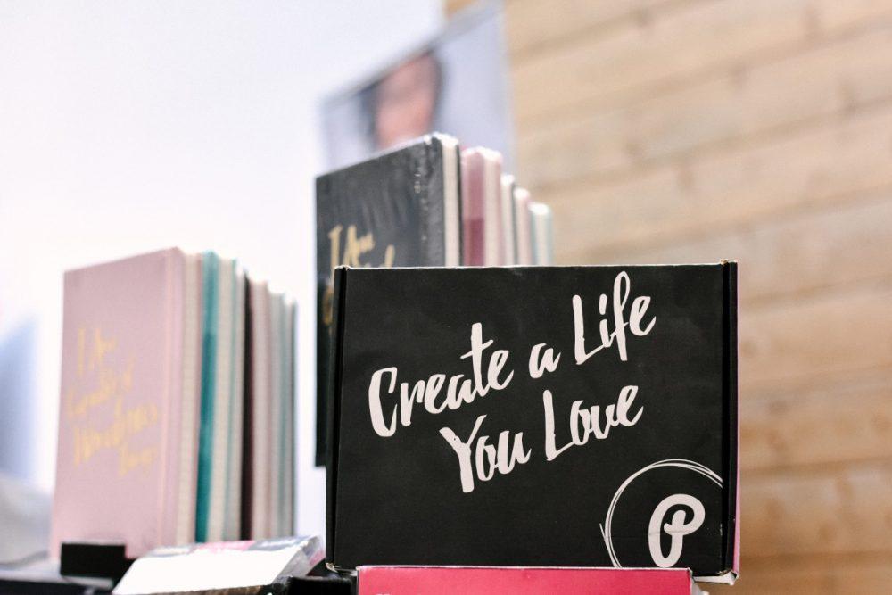 create a life you love box