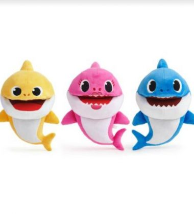 All-New Ways To Play With Baby Shark