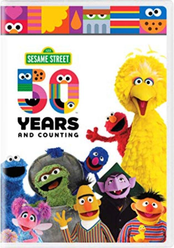 Celebrate 50 Great Years Of Sesame Street With Upcoming Movie Release