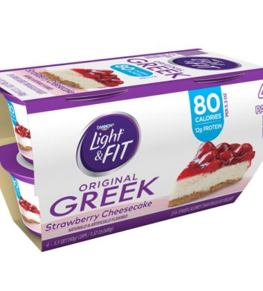 Dannon Light & Fit at Publix