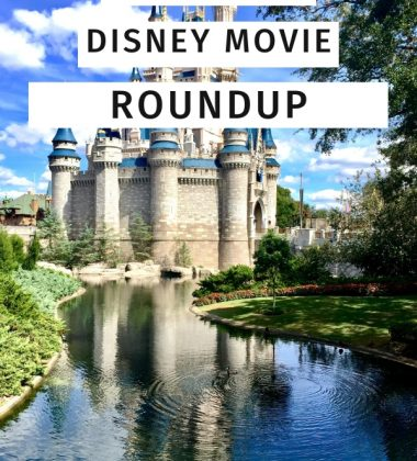 Freeform Disney Movie Roundup