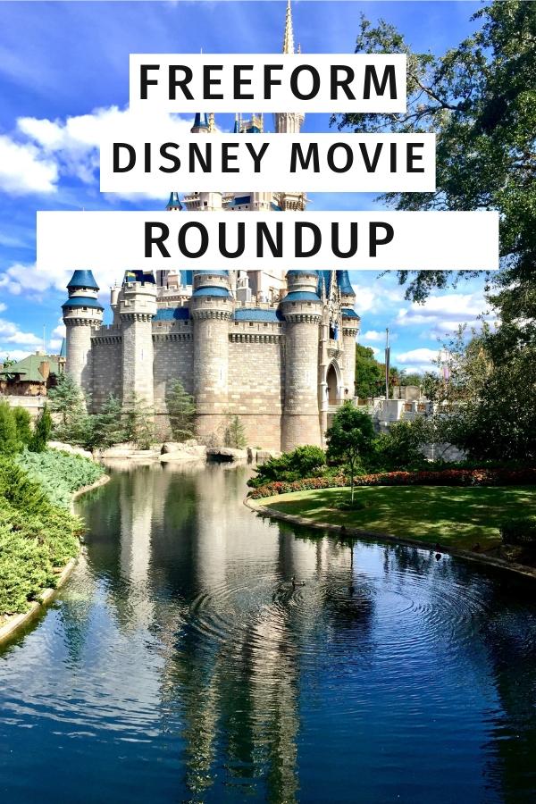 Freeform Disney Movie Roundup