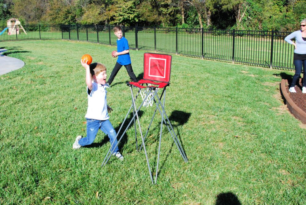 Let The Little Ones Shoot Some Hoop Wherever They Go