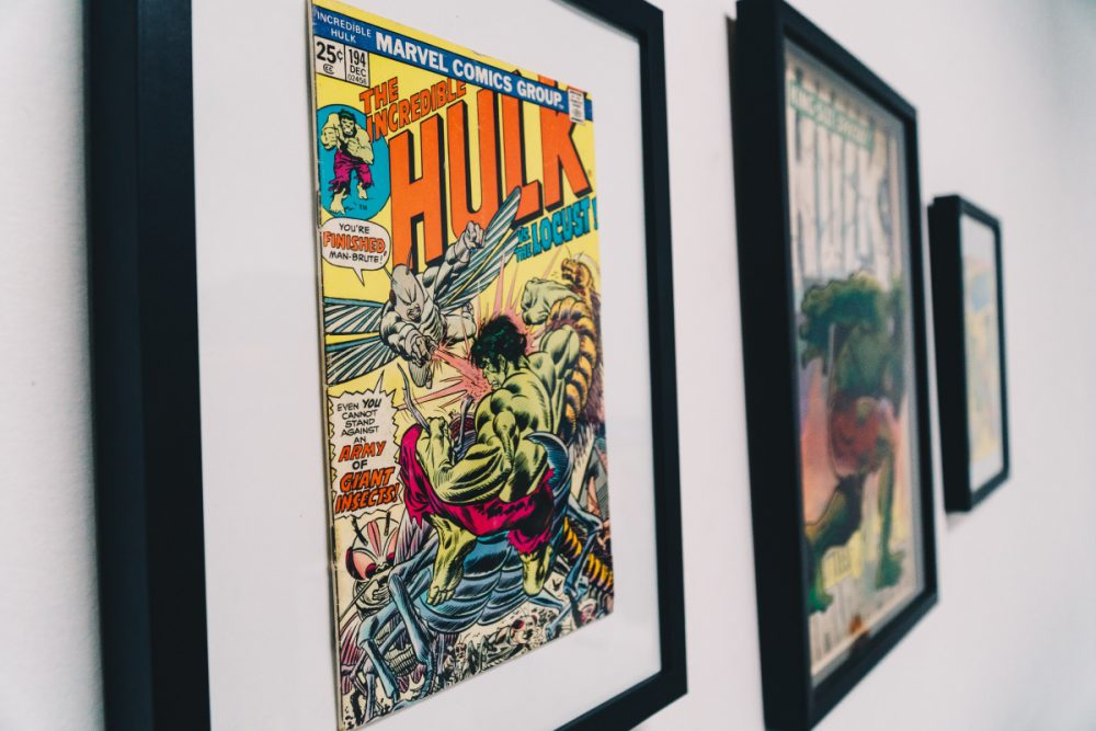 The Best Gifts for Marvel Fans