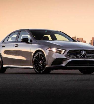 Upgrade To An 2019 Mercedes-Benz A-Class Model