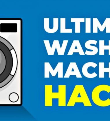 Tackle Any Laundry Challenges With The Latest Laundry Hacks