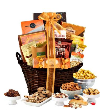 The Holidays Wouldn't Be Complete Without A Special Gift Basket