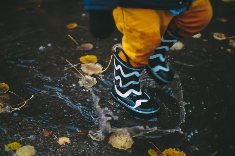 Fun Activities For Children On Rainy Days
