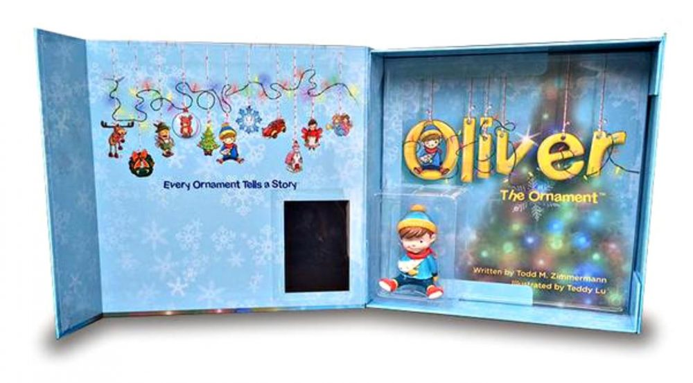 Special World Kindness Day Offer From Oliver The Ornament
