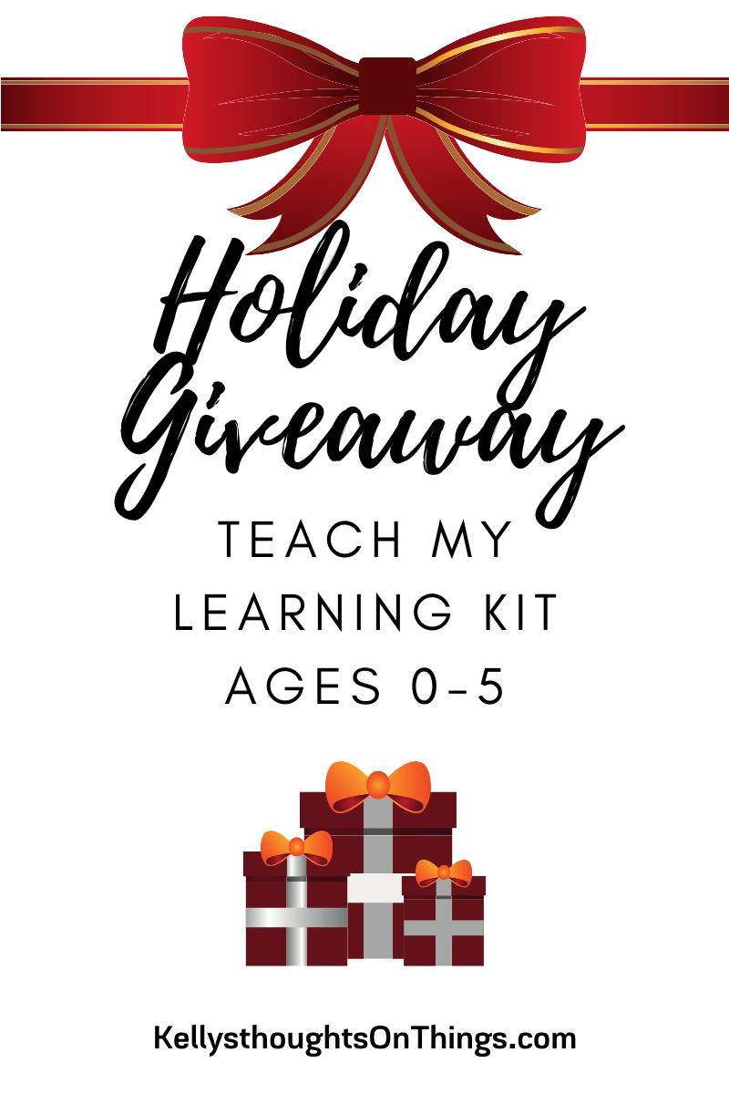 Holiday Giveaway- Teach My