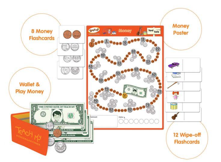 Teach My Kindergartener Learning Kit- 4 Years+