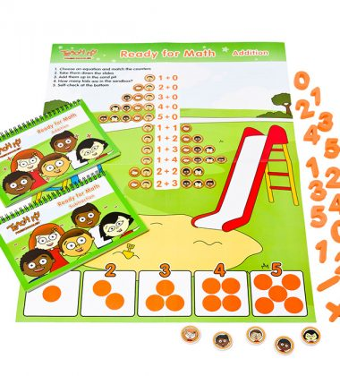 Teach My Preschooler Learning Kit- 3 years+