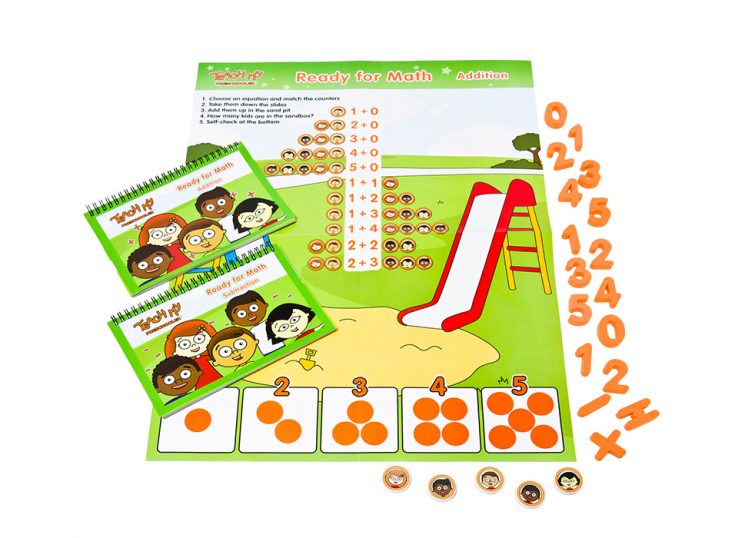 Teach My Preschooler Learning Kit- 3 years+