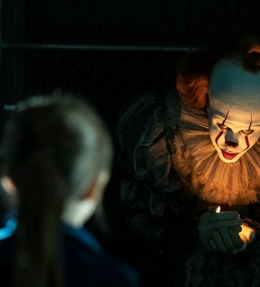 The Return Of Pennywise On Blu-ray Combo Pack