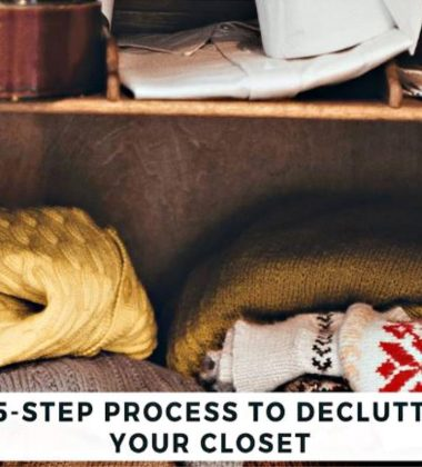 Our Expert 5-Step Guide to Decluttering Your Closet