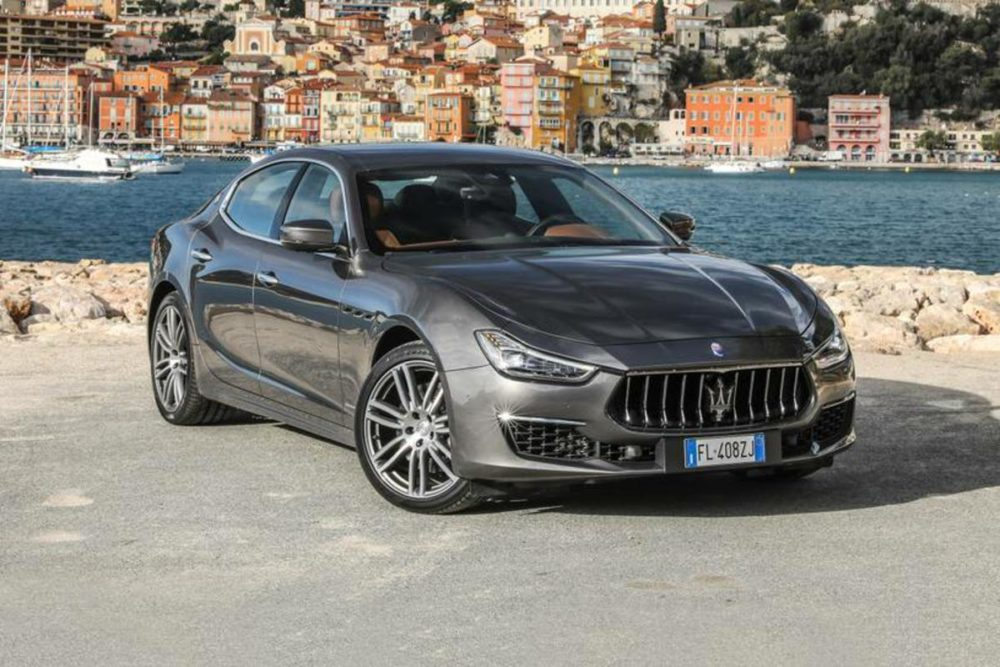 Pro Factors To Know About The 2018 Maserati Ghibli