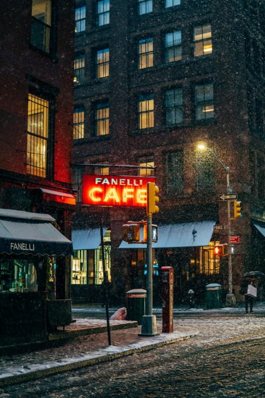 A Foodie's Guide To NYC