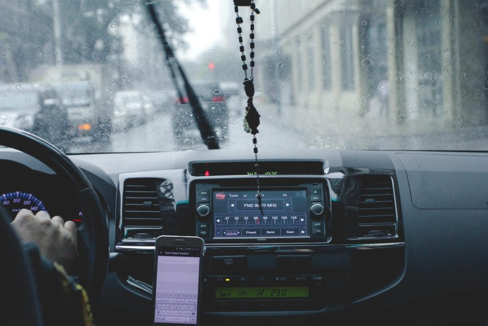 Key Tips To Remember For Driving In The Rain Safely