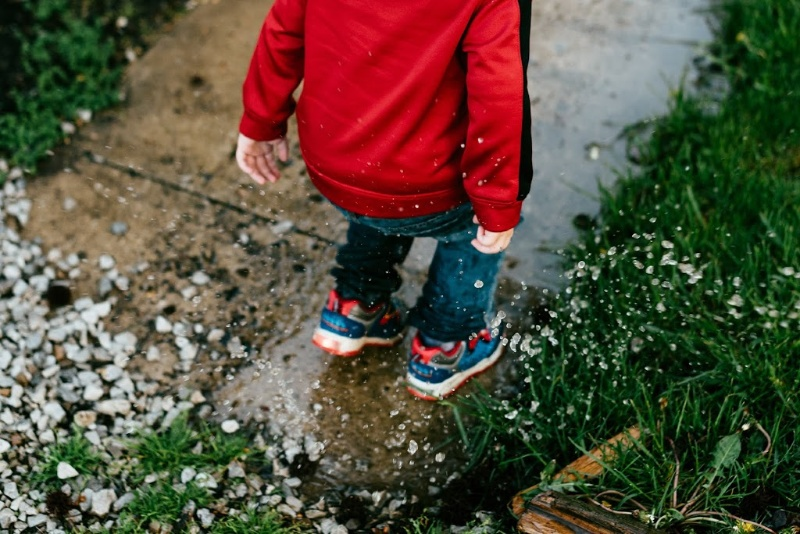Dress Your Little One for Cold, Wet, Outdoor Fun